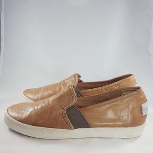 Frye Dylan Leather Slip Ons 6